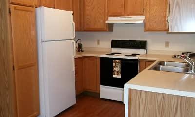 Kitchen, Wyndham Senior Villas, 1