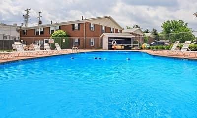 Pool, Mayfair Village, 2