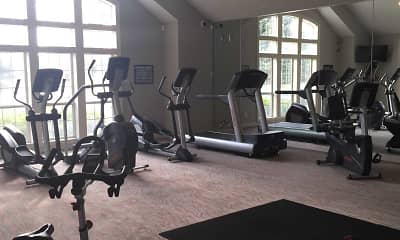 Fitness Weight Room, Tuttle's Grove, 2