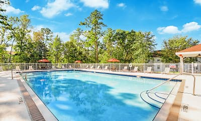 Pool, Jamestown Woods Apartments, 1