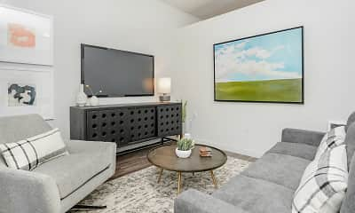 Living Room, Park on 20th, 0