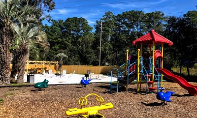 Playground, Colony Square, 2
