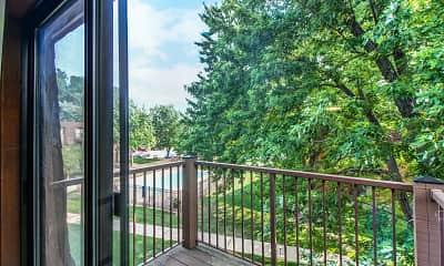 Patio / Deck, Bridgewood Estates, 2