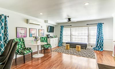 Clubhouse, Cypress Villas Apartment Homes, 2