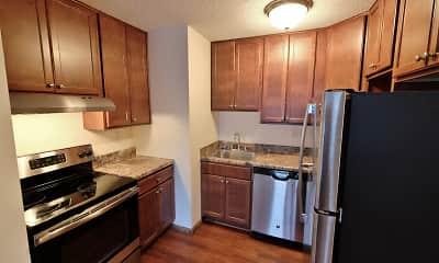 Kitchen, Dupont Avenue Apartments, 0