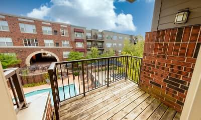 Patio / Deck, 808 Berry Place, 2