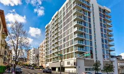 Building, 1800 Pacific Apartments, 0