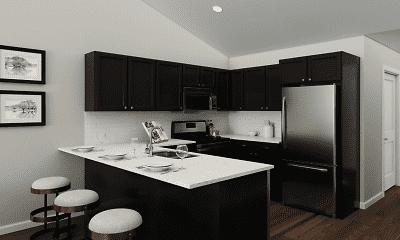 Kitchen, Horizon Pointe Villas, 2