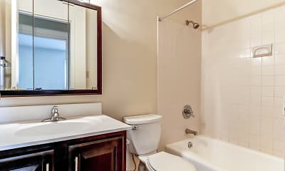 Bathroom, Royal Towers, 2