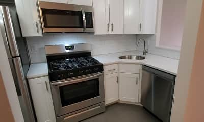 Kitchen, Radcliff House, 0