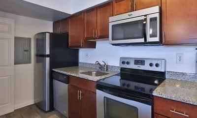 Kitchen, Tamarron Apartments, 0
