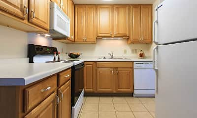 Kitchen, Raintree West, 1