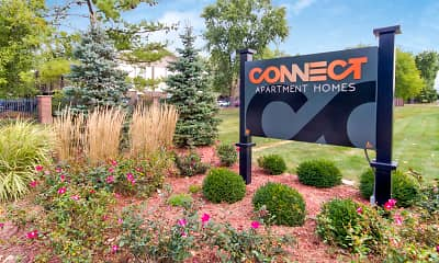 Community Signage, The Connect, 2