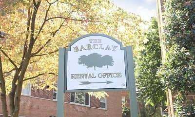 Community Signage, Barclay & Fairfax Court, 2