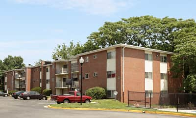 Building, Glen Ridge Apartment Homes, 2