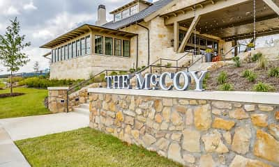 Building, The McCoy, 2