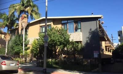 Building, El Cerrito House Apartments, 1