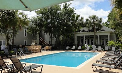 Pool, Windjammer Apartments, 2