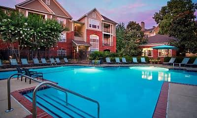 Pool, The Grove, 1
