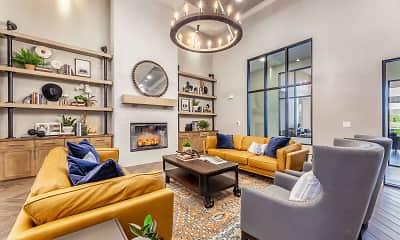 Living Room, Royalton at Craig Ranch, 0