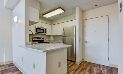 Kitchen, Residences at Tewksbury Commons, 0