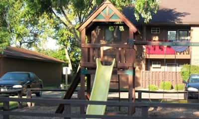 Playground, Creekside Apartments, 2