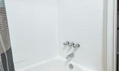 Bathroom, Shadow Lake, 2