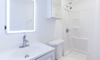 Bathroom, 1545 W 36th Place, 1