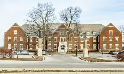 Central State Mansion, 0
