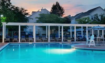 Pool, Avalon at Florham Park, 0