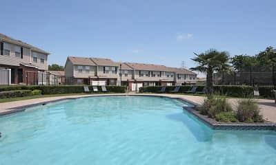 Pool, The Meridian, 0