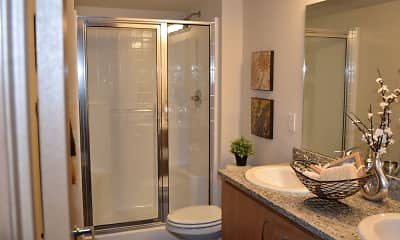Bathroom, Latitude 47, 2