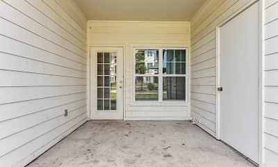 Patio / Deck, Tuckaway Apartments Home, 2