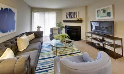 Living Room, Hunter's Chase, 0