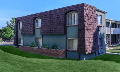Building, Green Mountain Apartments, 0