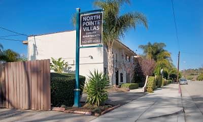 Community Signage, North Pointe Villas, 0