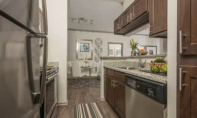 Kitchen, Lakes at Lewisville, 0