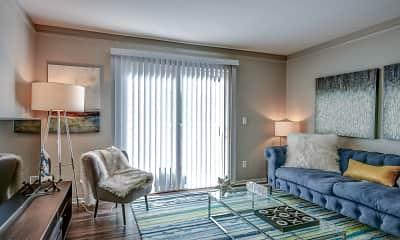 Living Room, Ventana, 1