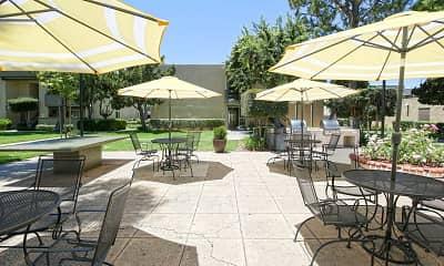 Recreation Area, Regency Plaza Apartments, 1