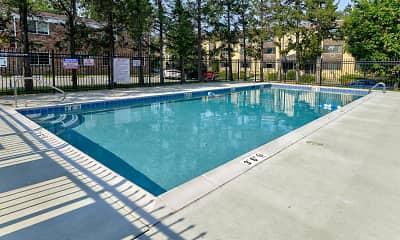 Pool, Campus Walk, 0