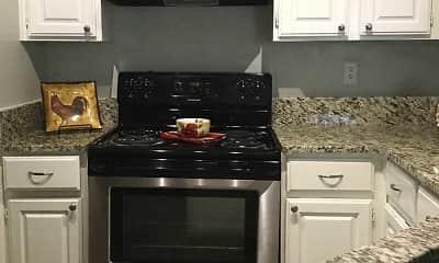 Kitchen, Oakhampton Place, 1