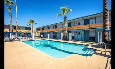 Pool, Elton Apartment Homes, 0