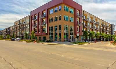 Building, Bell CityLine, 1