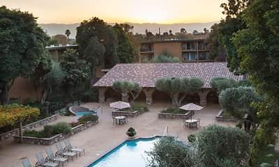 Pool, The Monterey, 1