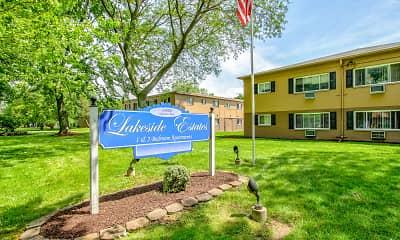 Community Signage, Lakeside Estates, 2