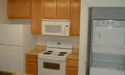 Kitchen, No Available Units - Mission Garden Apartments, 2