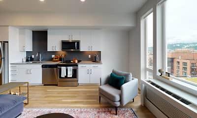 Living Room, Modera Buckman, 0