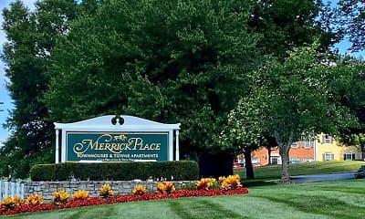 Community Signage, Merrick Place, 0