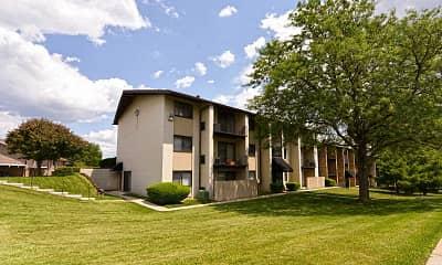 Building, Carriage Park Apartments, 1