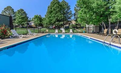 Pool, Green Mountain Apartments, 1
